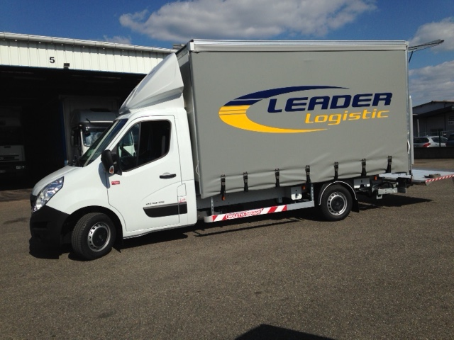 Véhicule Leader Logistic